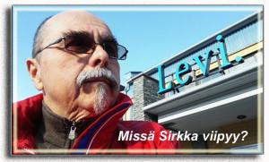 2017 Maantiesusi - Sirkka - Levi