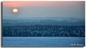 Maantiesusi 55 Talvi tunturissa