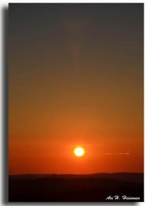 Maantiesusi 9 Keskiyön aurinko
