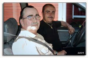 Maantiesusi - Isä ja poika 2004